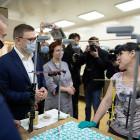 Алексей Текслер посетил предприятие