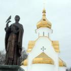 В КСК Левадия установлен памятник Святому Трифону