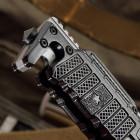Дамаск Zladinox производства «АиР» отправляется в Золинген для создания новой серии Böker Kalashnikov.