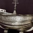 Мастерскими «ЛиК» закончены работы по изготовлению Водосвятной чаши для Морского собора в Кронштадте