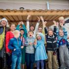 В «АиРовке» прошла детская игра-квест среди победителей патриотического конкурса «Я – златоустовец»