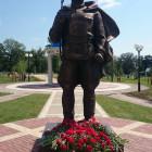Златоустовские мастера изготовили памятник солдату для Белгорода