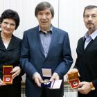 Мемориальный фонд Карла Фаберже наградил орденами златоустовских мастеров