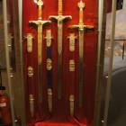 Знаменитые златоустовские мечи «Памяти и Благодарности» увидят жители Белгорода