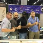 Златоустовские ножи и дамаск  в Атланте: изделия «АиР» удивили гостей «Blade Show-2016»