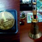 Сувениры из Златоуста попали в финал Всероссийского конкурса