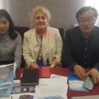 Встреча с делегацией КНР
