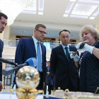 Участие в культурной программе визита в г.Костанай Губернатора Челябинской области А.Л.Текслера