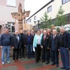 Визит VIP-гостей из Межгосударственного Союза Городов-Героев
